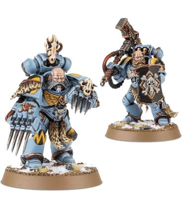 Warhammer 40,000: Space Wolves (Grey Hunters)