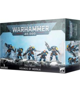 Warhammer 40,000: Space Wolves (Hounds of Morkai)