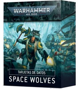 Warhammer 40,000: Space Wolves (Tarjetas de Datos)