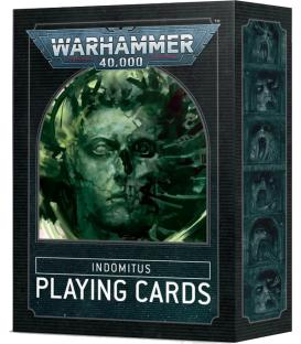Warhammer 40,000: Indomitus (Playing Cards)