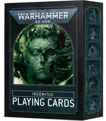 Warhammer 40,000: Indomitus (Playing Cards)