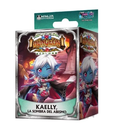 Super Dungeon Explore: Kaelly, la Sombra del Abismo