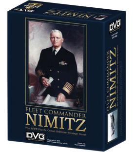 Fleet Commander Nimitz: The WWII Pacific Ocean Solitaire Strategy Game (Inglés)