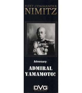 Fleet Commander Nimitz: Exp. 1 - Yamamoto (Inglés)