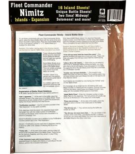 Fleet Commander Nimitz: Exp. 3 - Islands (Inglés)