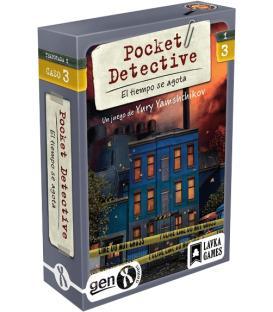 Pocket Detective: T1 Caso 3 (El Tiempo se Agota)