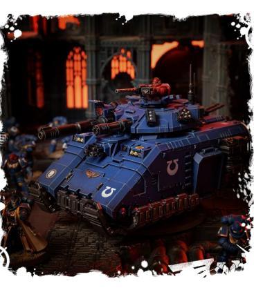 Warhammer 40,000: Space Marines (Primaris Repulsor Executioner)