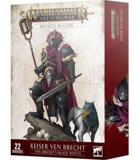Warhammer Age of Sigmar: Broken Realms (Keiser Ven Brecht – Ven Brecht's Black Watch)