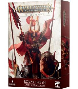Warhammer Age of Sigmar: Broken Realms (Rokar Gresh – Gresh's Iron Reapers)