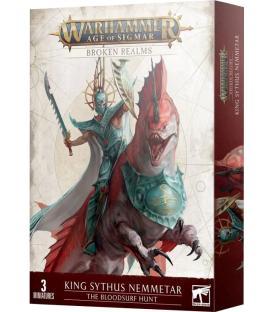 Warhammer Age of Sigmar: Broken Realms (King Sythus Nemmetar – The Bloodsurf Hunt)