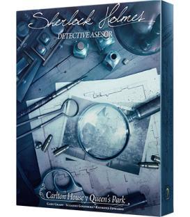 Sherlock Holmes Detective Asesor: Carlton House y Queen's Park
