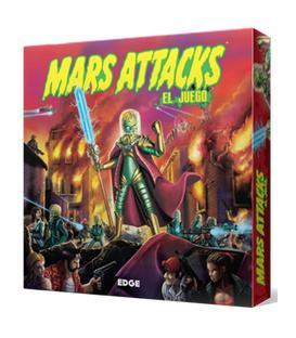 Mars Attacks: Caja de Inicio + 23 Expansiones