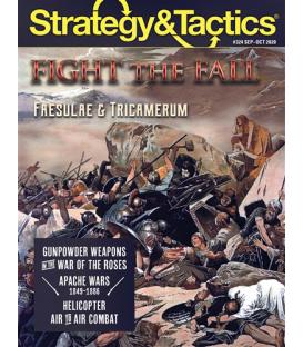 Strategy & Tactics 324: Fight the Fall (Inglés)