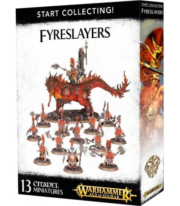Warhammer Age of Sigmar: Fyreslayers (Start Collecting!)