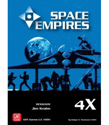 "Space Empires: 4th Printing (3"" Box)"