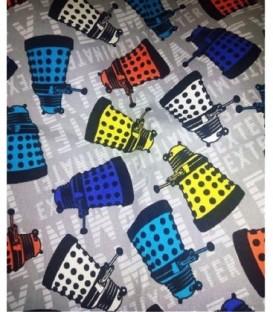 Bolsa 12x18 Daleks