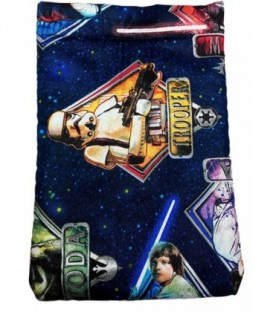 Bolsa 12x18 Star Wars 1