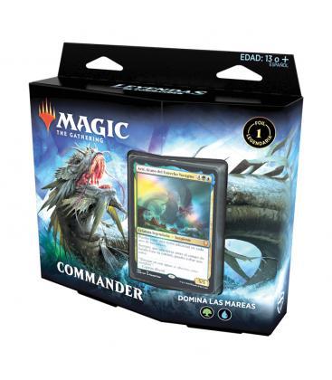 Magic the Gathering: Leyendas - Mazo Commander (Domina las Mareas)
