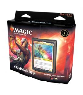 Magic the Gathering: Leyendas - Mazo Commander (Ármate para Luchar)