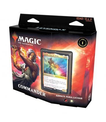 Magic the Gathering: Leyendas - Mazo Commander (Ármate para Luchar)