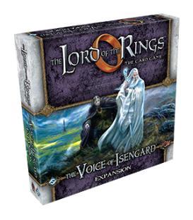 El Señor de los Anillos LCG: The Voice of Isengard (Inglés)