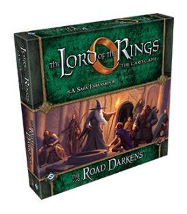 El Señor de los Anillos LCG: The Road Darkens (Inglés)