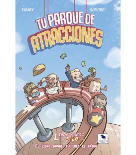 Libro-Juego 17 - Tu Parque de Atracciones