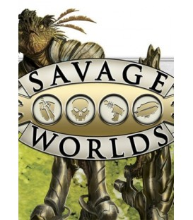 Savage Worlds: Minipantalla
