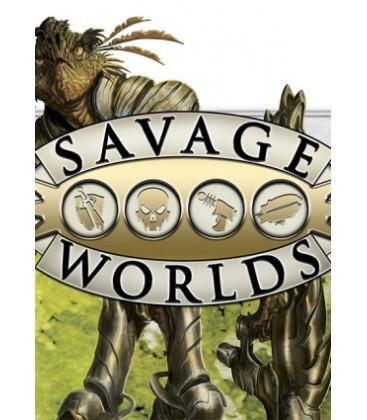 Savage Worlds: Minipantalla