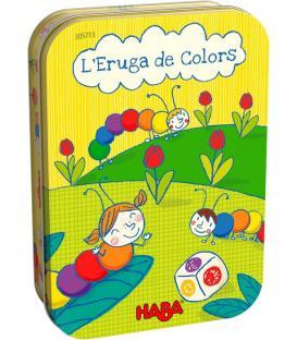 L'Eruga de Colors (Català)