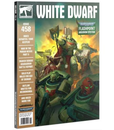 White Dwarf: November 2020 - Issue 458 (Inglés)