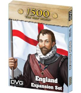 1500 The New World: England (Inglés)
