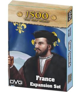 1500 The New World: France (Inglés)