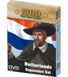 1500 The New World: Netherlands (Inglés)