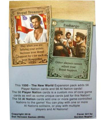 1500 The New World: Portugal
