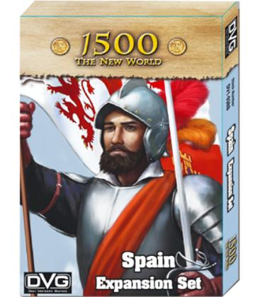 1500 The New World: Spain