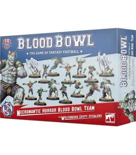 Blood Bowl: Necromantic Horror (Los Wolfenburg Crypt-Stealers)