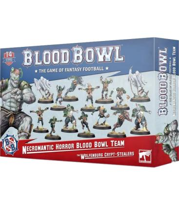 Blood Bowl: Necromantic Horror (Los Wolfenburg Crypt-Stealers)