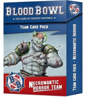 Blood Bowl: Necromantic Horror Team Card Pack