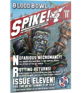 Blood Bowl: Spike! nº11 - The Fantasy Football Journal (Inglés)