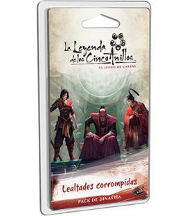La Leyenda De Los Cinco Anillos LCG: Lealtades Corrompidas / Ciclo Tentaciones 1