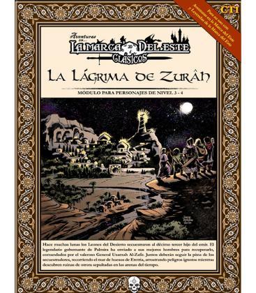 Aventuras en la Marca del Este: La Lágrima de Zurâh