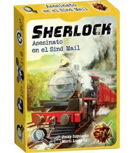 Q Serie Sherlock: Asesinato en el Sind Mail