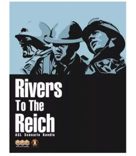 ASL Scenario Bundle: Rivers to the Reich (Inglés)