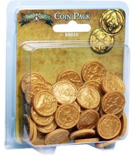 Rum & Bones: Set de Monedas