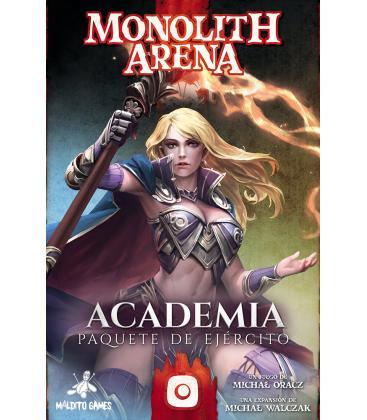 Monolith Arena: Academia