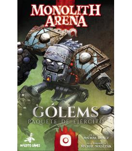 Monolith Arena: Gólems