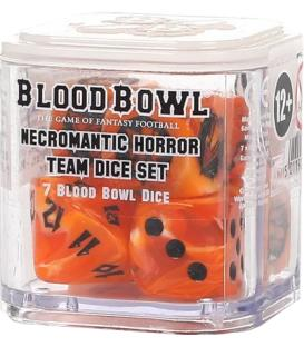 Blood Bowl: Necromantic Horror Team (Dice Set)