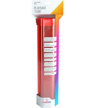 Gamegenic: Playmat Tube (Rojo)