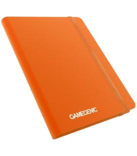 Gamegenic: Casual Album 18-Pocket (Naranja)